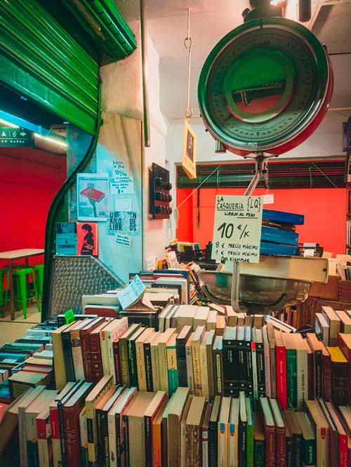 libros a granel